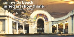 Sunnyside Beach Juried Art Show And Sale